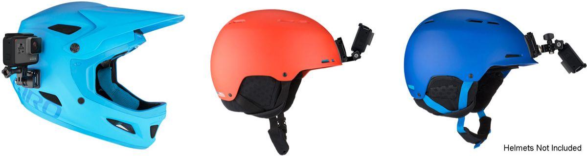 Gopro Helmet Front And Side Mount Ahfsm 001