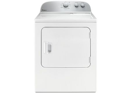 Whirlpool - WGD4985EW - Gas Dryers
