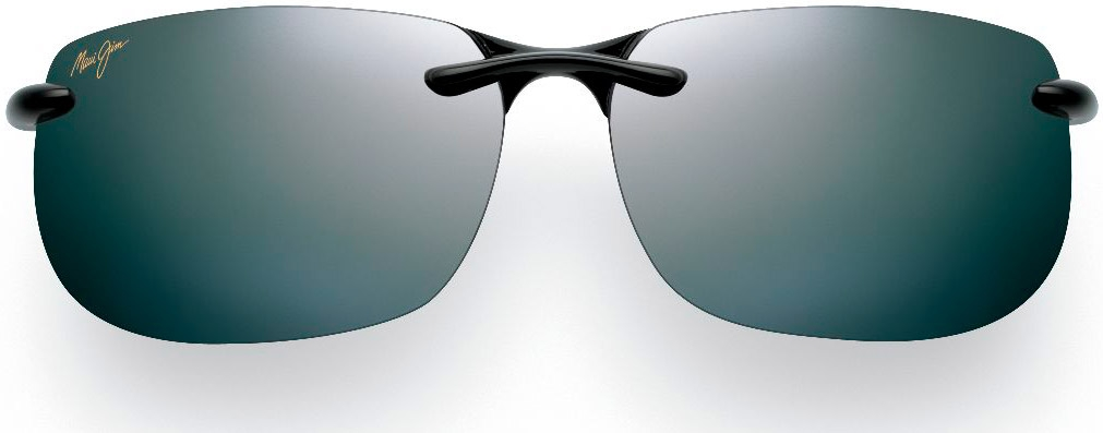 31ab887efd4 Maui Jim Banyans Neutral Grey Rimless Mens Sunglasses - 412-02