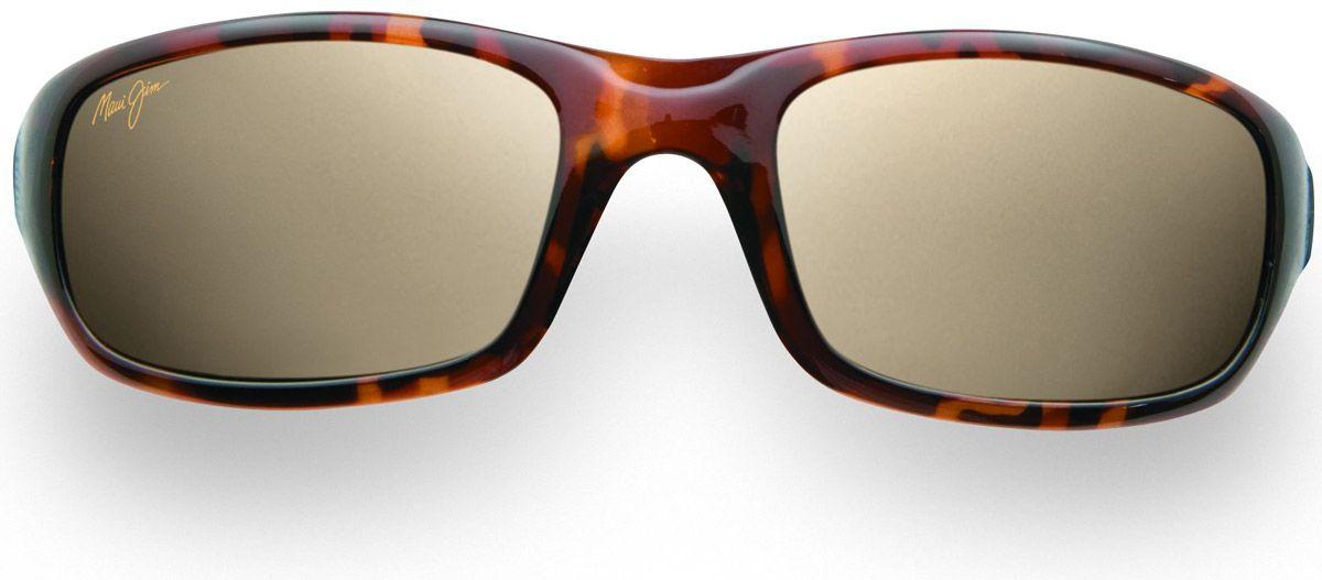 860a32c49b3a Maui Jim Stingray Tortoise Rectangle Unisex Sunglasses - H103-10