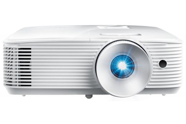 Large image of Optoma White HDR 1080P Projector - HD28HDR