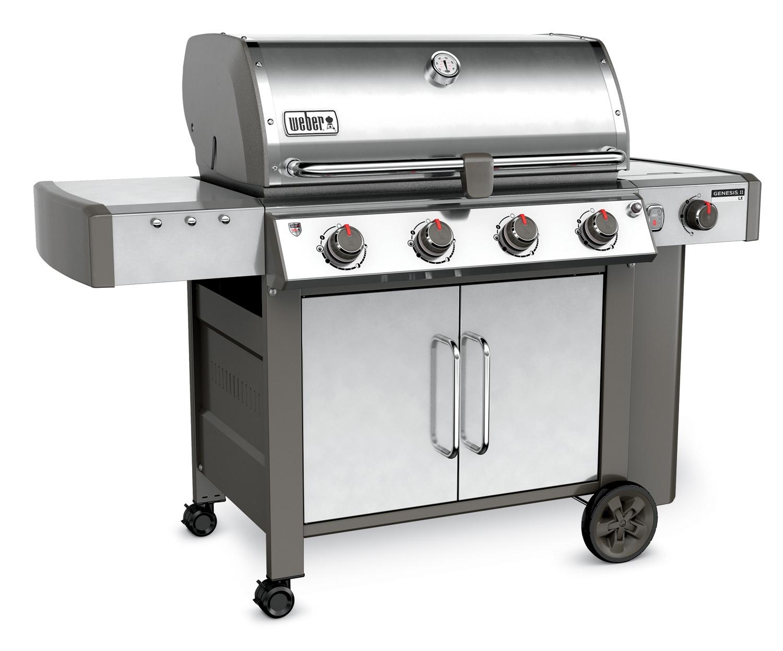 Weber Genesis II LX S-440 Propane Gas Grill - 62004001
