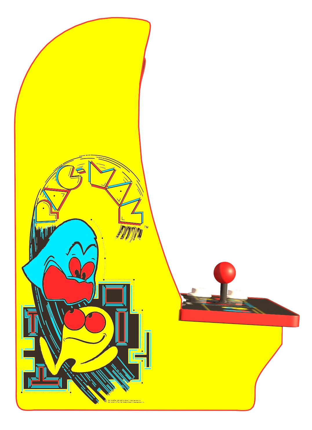 Arcade1Up Pac-Man Countercade Machine
