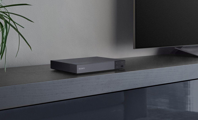 Sony Black 4K Upscaling Blu-ray Disc Player