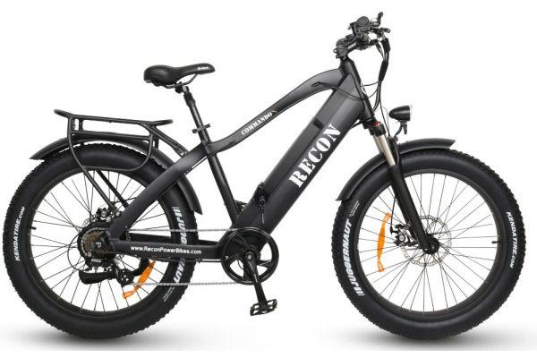 Large image of Recon Commando Power Cruzer Electric Bike - COMMANDO