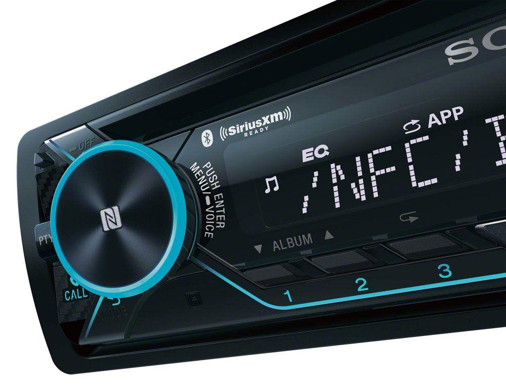 Sony 180 Watt RMS Bluetooth Car Stereo Receiver