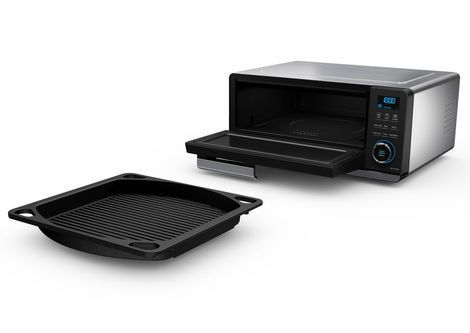 Panasonic Countertop Induction Oven Nu Hx100s