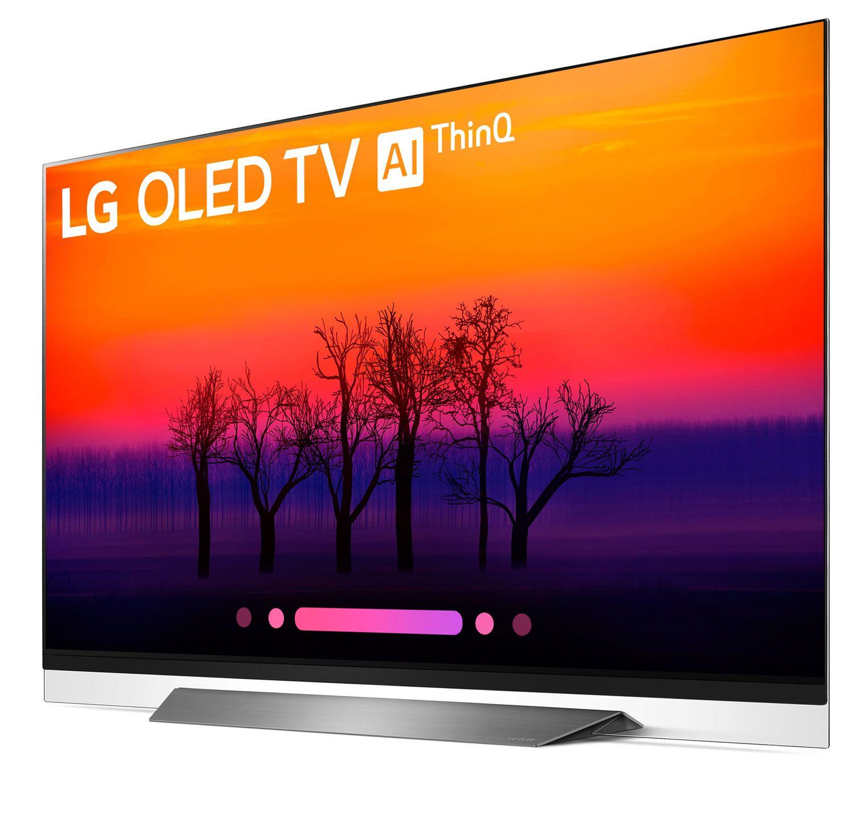 Lg 55 Quot 4k Hdr Smart Ai Oled Tv With Thinq Oled55e8pua