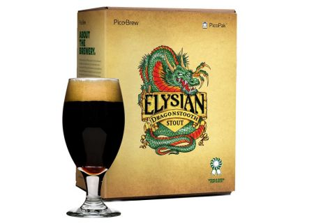 PicoBrew Dragonstooth Stout  By Elysian Brewing PicoPack  - PPK107S