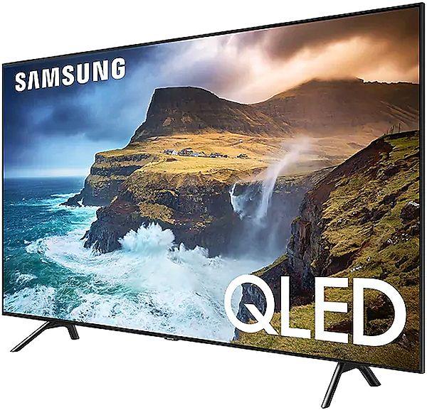 Samsung 55 Quot Qled 4k Uhd Smart Hdtv Qn55q70rafxza