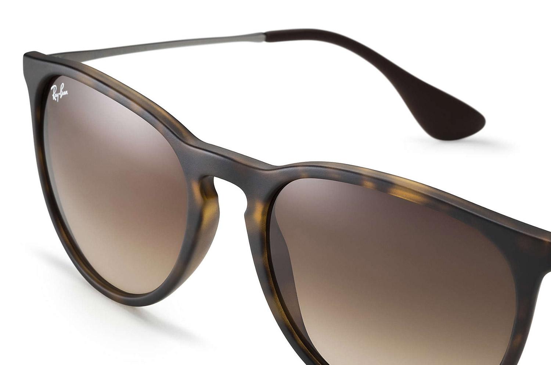 3b17294de4 Ray-Ban Erika Tortoise Brown Sunglasses - RB4171 865/13 54