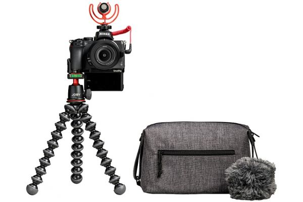 Large image of Nikon Z 50 Video Creator Kit - 13552