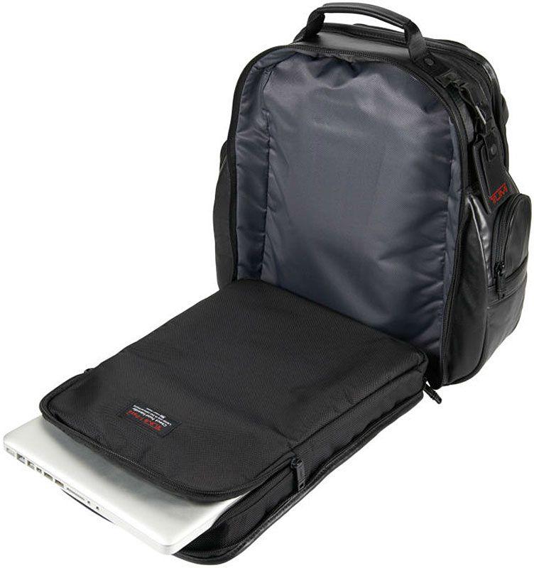 Tumi Alpha 2 T Pass Business Class Brief Pack 096578d2
