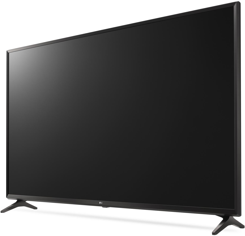lg 49 black uhd 4k led hdr hdtv webos 3 5 49uj6300. Black Bedroom Furniture Sets. Home Design Ideas