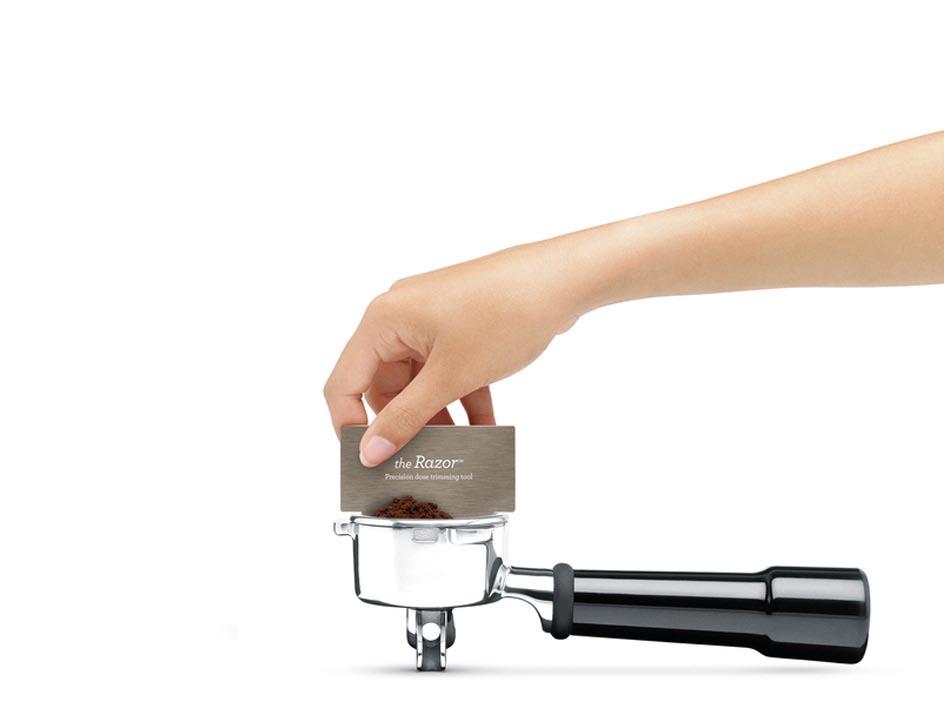 breville duo temp pro espresso machine stainless steel