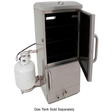 Grandhall Grand Cafe Stainless Steel Liquid Propane Gas