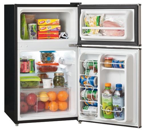 Frigidaire 3 1 Cu Ft Compact Refrigerator Ffps3122qm