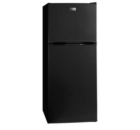 Frigidaire Black Top Freezer Refrigerator - FFTR1022QB