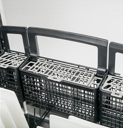 Ge Slate Built In Dishwasher Gdt580smfes Abt