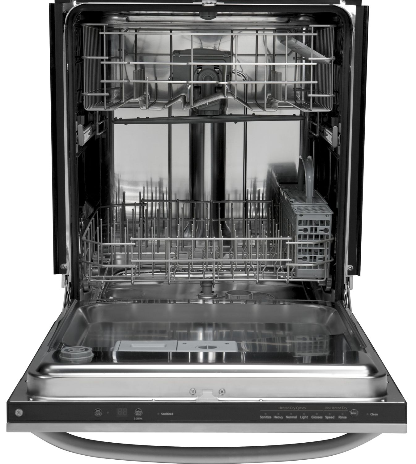 Ge Dishwahers Ge Stainless Steel Built In Dishwasher Gldt696jss