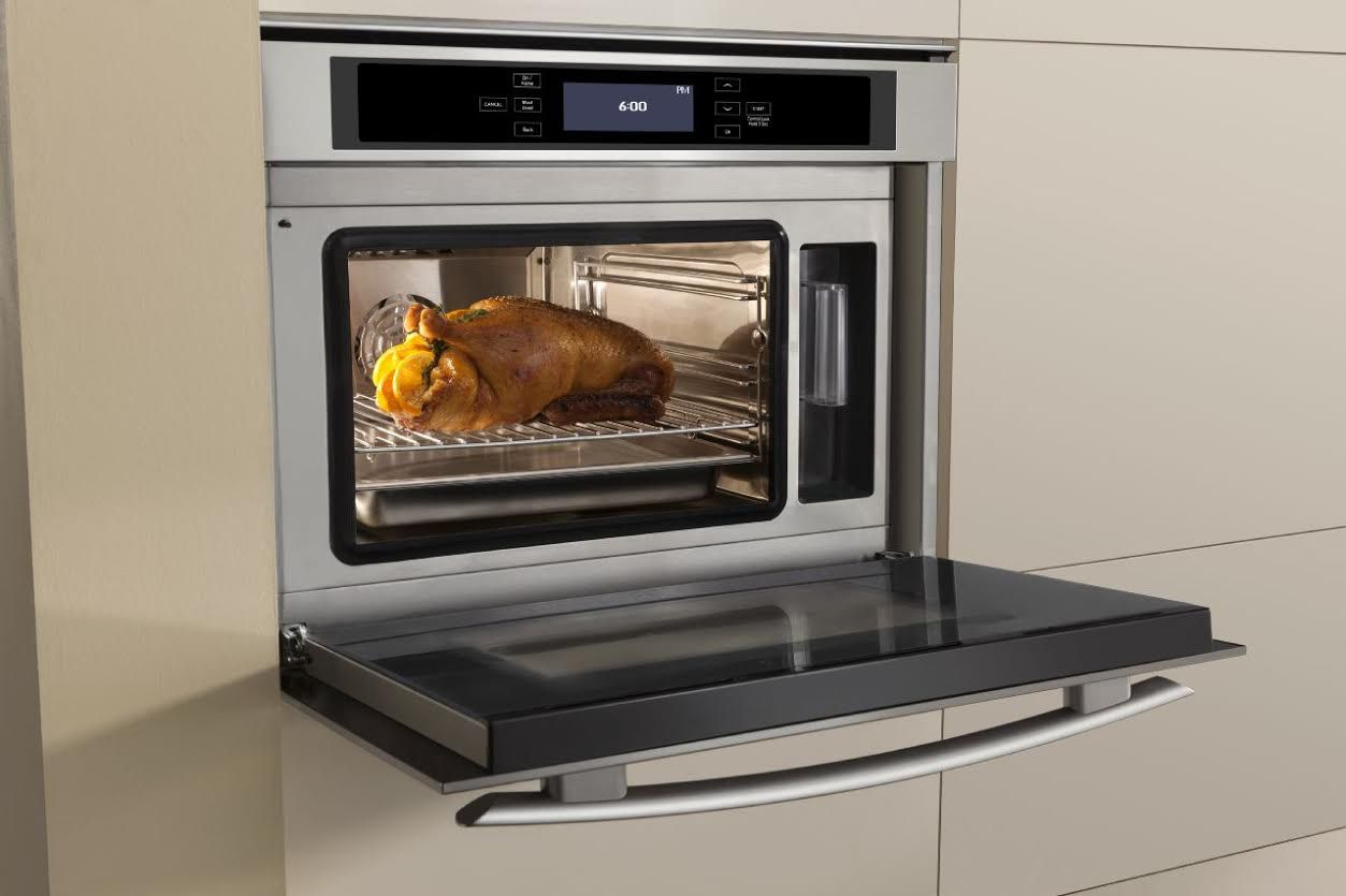 Jenn Air 24 Inch Steam And Convection Wall Oven Jbs7524bs Tour