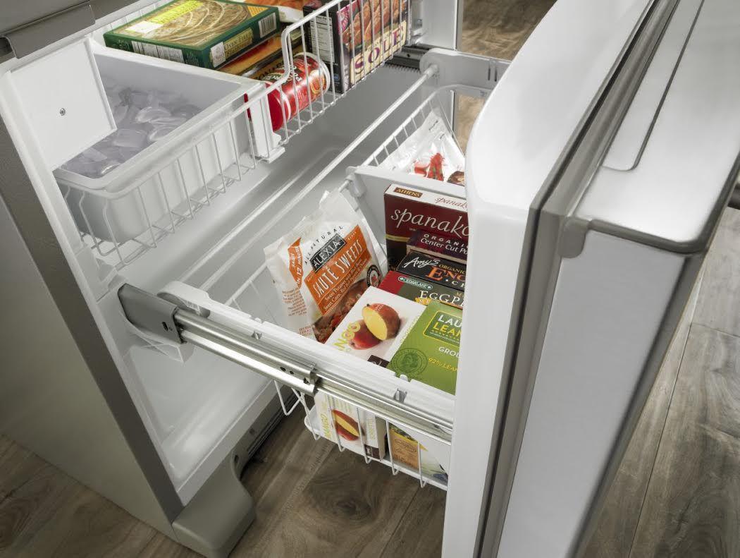 Jenn Air French Door Bottom Freezer Refrigerator Jfc2089b