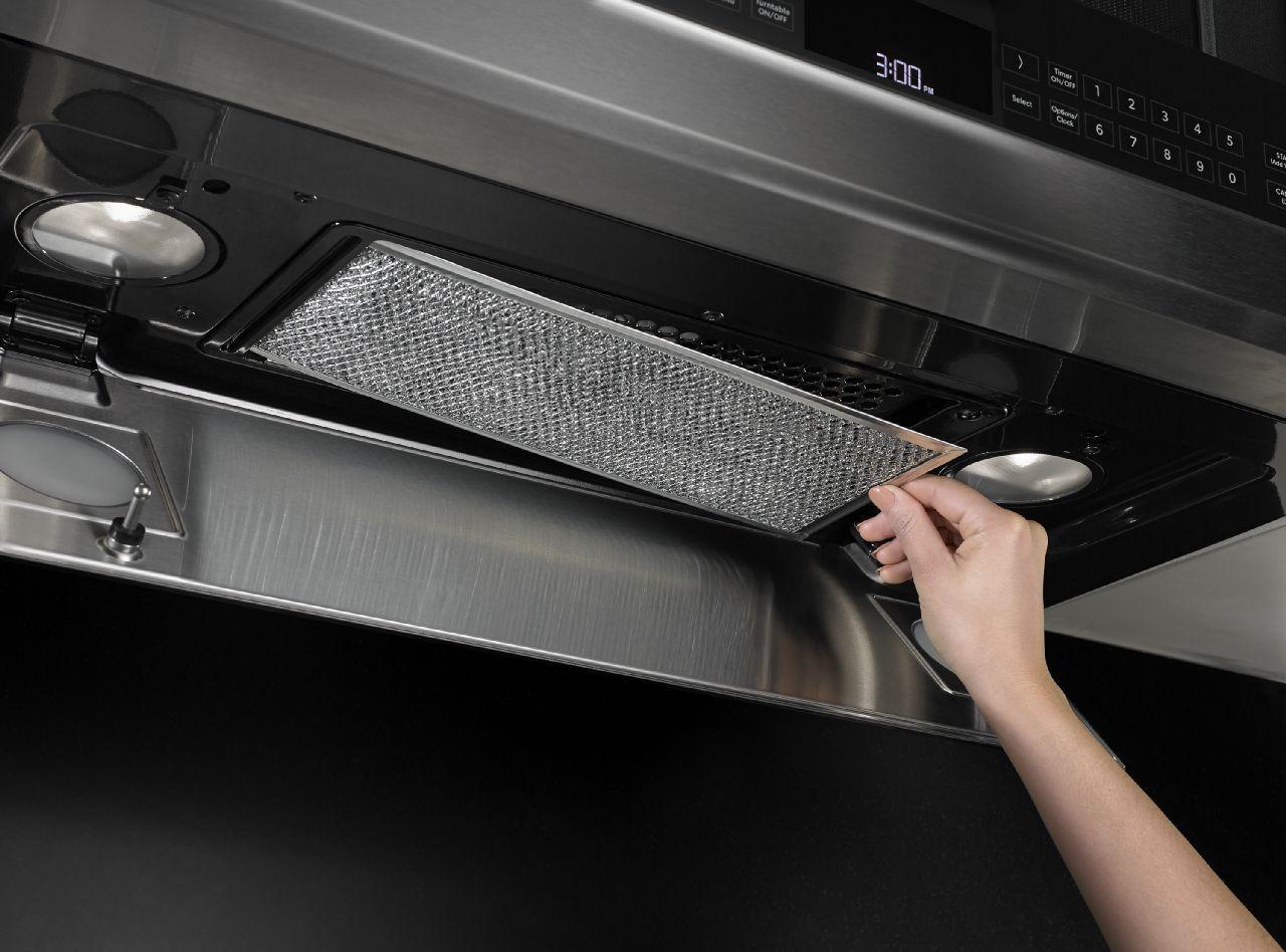 Jenn Air 30 Stainless Steel Over The Range Microwave Oven Jmv8208cs Overview
