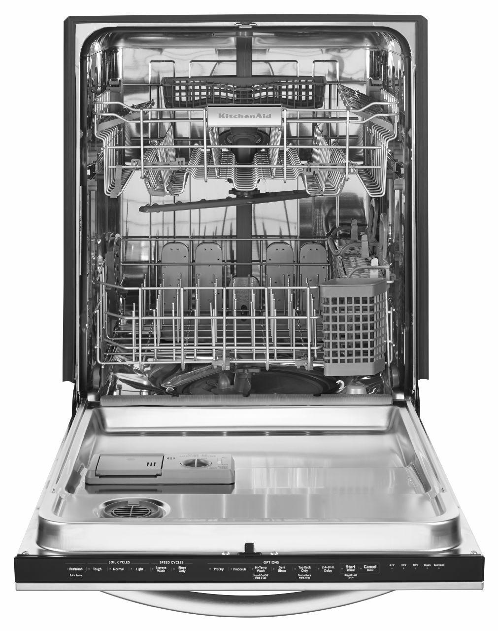 kitchenaid kdtm354dss 2 - Kitchen Aid Dishwashers