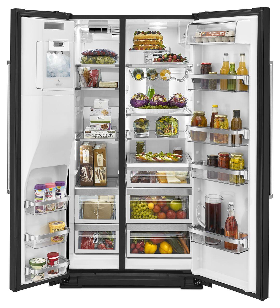 Kitchen Aid Refrigerator Krsf