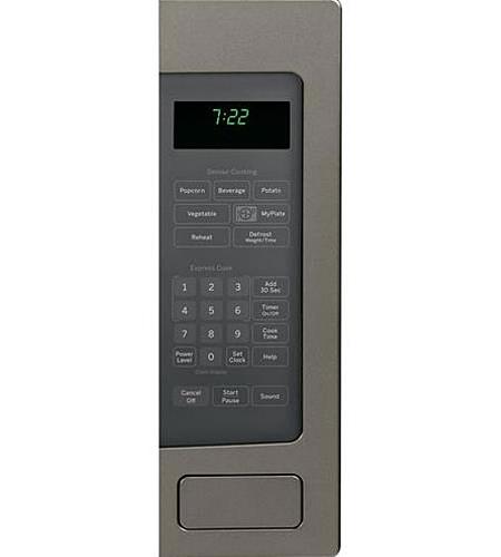 Ge Countertop Microwave Slate : GE Profile Slate Countertop Microwave Oven - PEB7226EHES