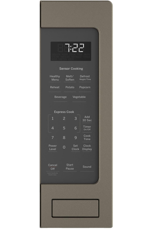 Ge Profile Slate Countertop Microwave Oven Pes7227eles