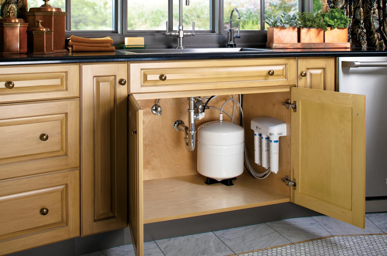 Ge Reverse Osmosis Premium Filtration System Pxrq15rbl