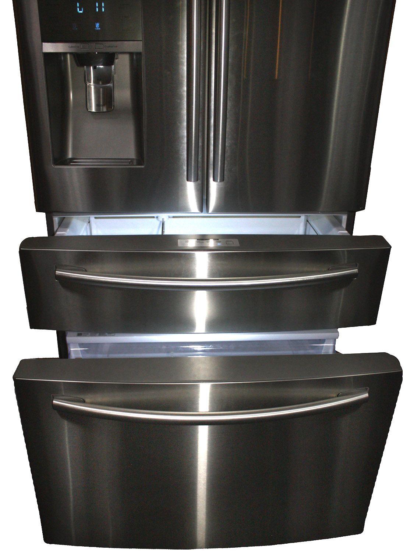Samsung Bottom Freezer Refrigerator Rf24fsedbsr Aa