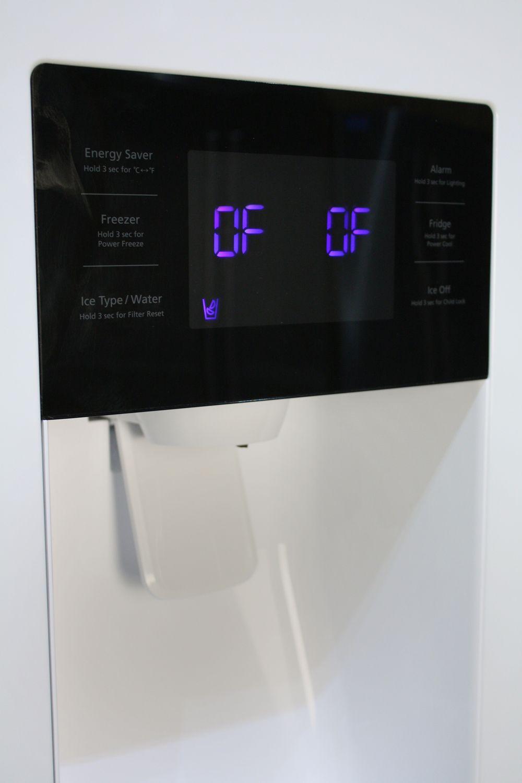 Samsung 25 Cu Ft Bottom Freezer Refrigerator