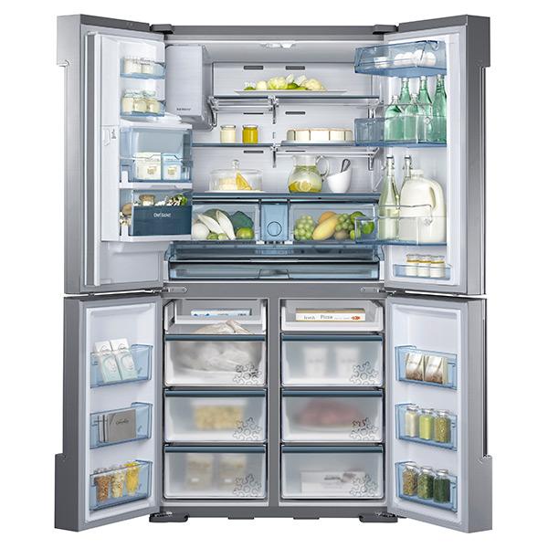 Samsung 34 Cuft Freezer Refrigerator Rf34h9960s4 Aa