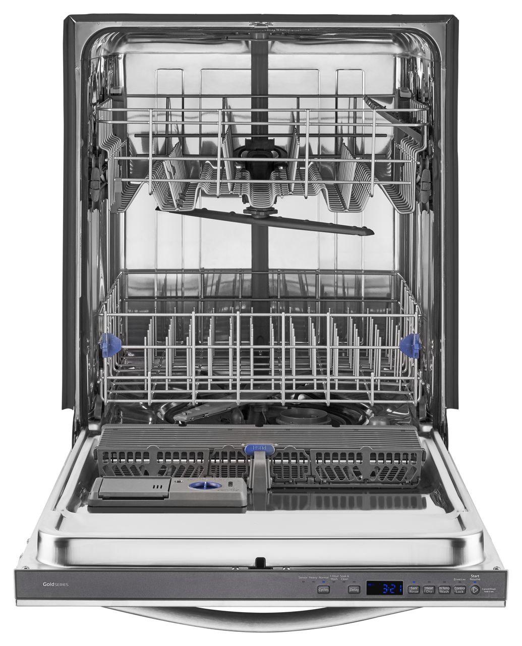 Whirlpool Monochromatic Dishwasher