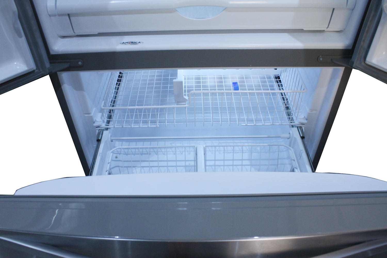 Whirlpool French Counter Depth Refrigerator Wrf540cwbb