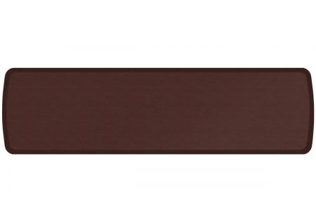 GelPro Elite Vintage Leather Sherry 20x72 Anti-Fatigue Mat - 109-28-2072-2
