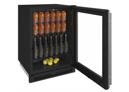 U-Line - U-1224RGLS-00A - Wine Refrigerators and Beverage Centers