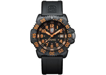 Luminox Navy Seal Colormark 3050 Series Black Mens Watch - 3059