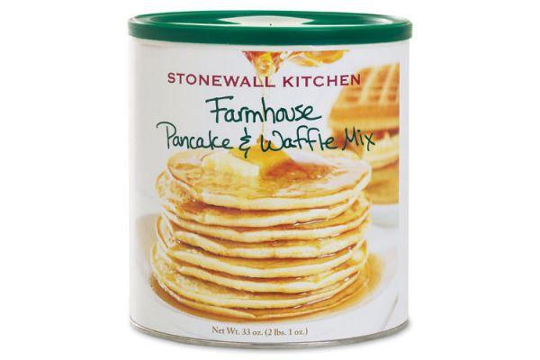 Large image of Stonewall Kitchen Farmhouse Pancake & Waffle Mix - 551101