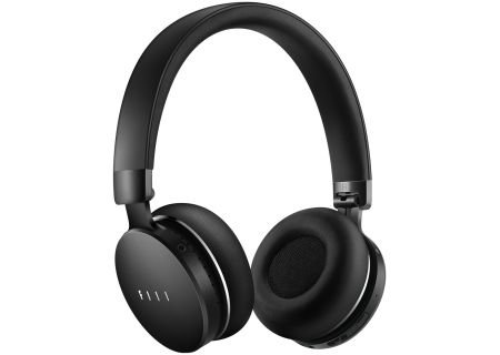FIIL Anodize Black Canviis On-Ear Wireless Headphones - 99-00015-010301