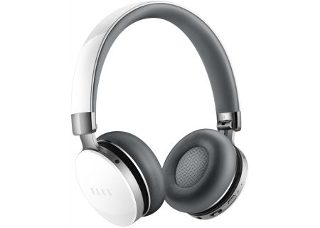 FIIL High Gloss White Canviis On-Ear Wireless Headphones - 99-00015-050301