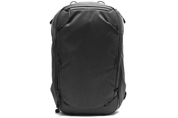Large image of Peak Design Black 45L Travel Backpack - BTR-45-BK-1