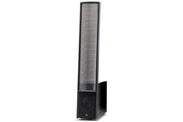 Large image of MartinLogan Classic ESL 9 High Gloss Black Floorstanding Speakers (Pair) - CLASSIC9HGBK