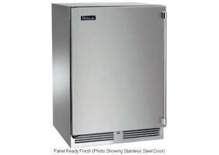 "Perlick Signature Series 24"" Panel Ready Dual Zone Refrigerator - HP24CS-3-2L"