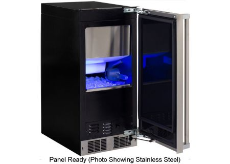 """Marvel 15"""" Professional Panel Ready Clear Ice Machine - MP15CPP2RP"""