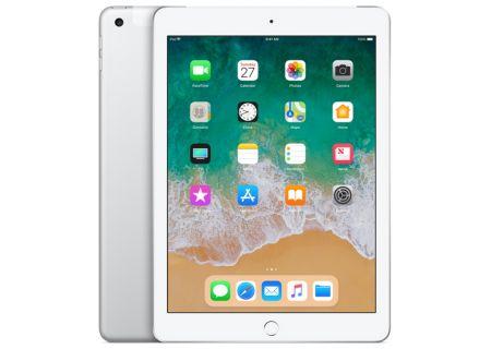 Apple iPad 9.7-Inch 32GB Wi-Fi + Cellular Silver - MR702LL/A