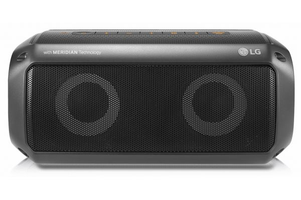 LG Water Resistant Portable Bluetooth Speaker - PK3