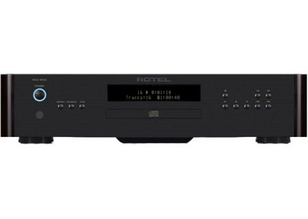 Rotel 15 Series Black CD Player - FR51251